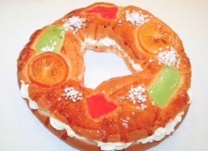 El Horno de Ángel: Roscón de Reyes